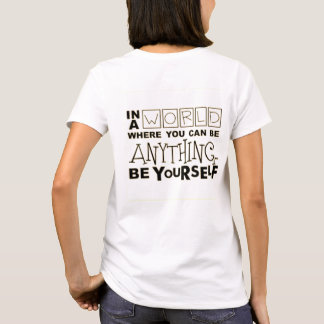 Believe In Yourself The True Power Lies Within T-Shirt