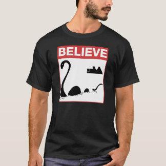 Believe Loch Ness Monster T-Shirt