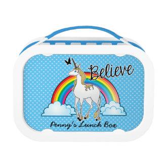 Believe Lunch Box