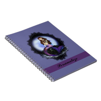 Believe Mermaid Notebook 2