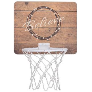 Believe Mini Basketball Hoop