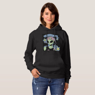 Believe my dudes hooded sweatshirt