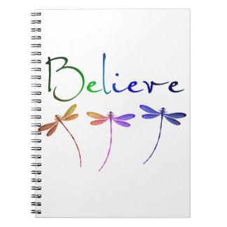 Believe Note Books