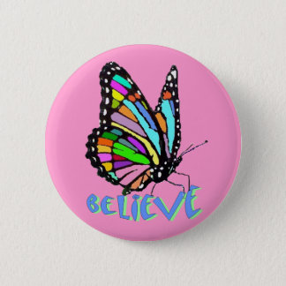 Believe Pin
