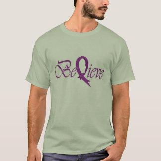 Believe (Plum) T-Shirt
