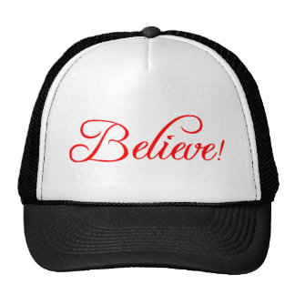Believe!.png Trucker Hat