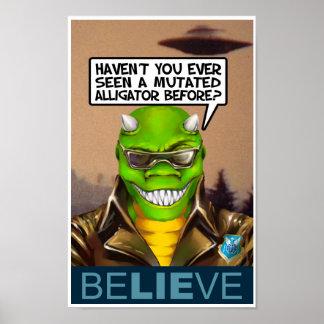 Believe Poster ($10)
