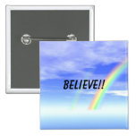 BELIEVE!!... Relgious button