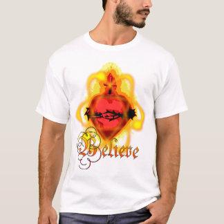 Believe Sacred Heart T-Shirt