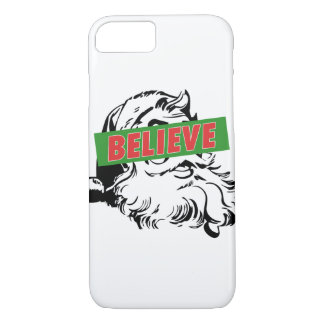 Believe Santa Claus iPhone 8/7 Case