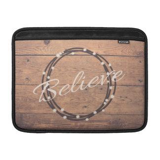 Believe Sleeve For MacBook Air