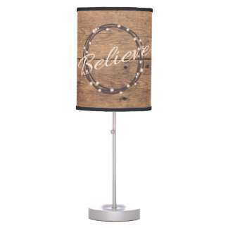 Believe Table Lamp