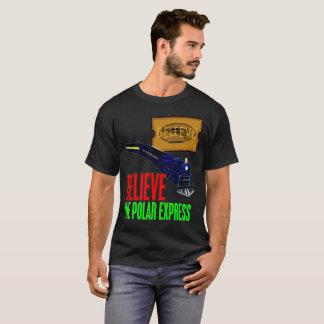 Believe The Polar Express T-Shirt