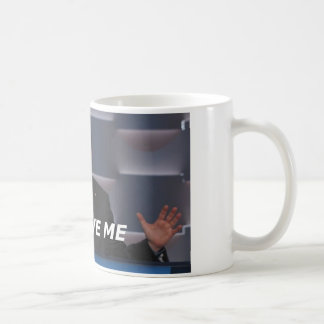 Believe Tim Coffee Mug