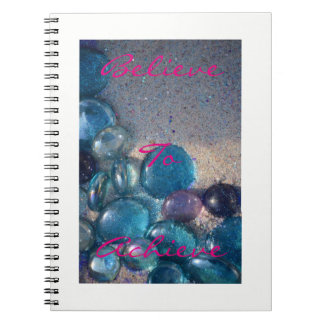 Believe to achieve notebook! note book