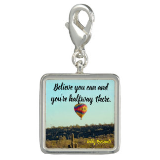 Believe you can photo charm