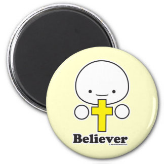 Believer Magnet (more styles)
