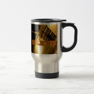 Believers Large Travel Mug