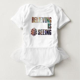 Believing is Seeing Baby Bodysuit