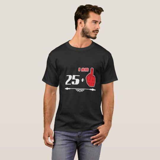 Belinto - Aged To Perfection 25+ Year Old Birthday T-Shirt