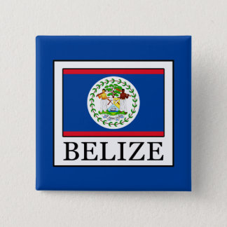 Belize 2 Inch Square Button