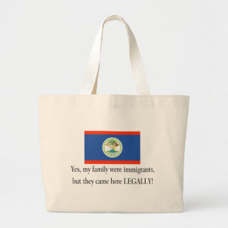Belize Canvas Bag