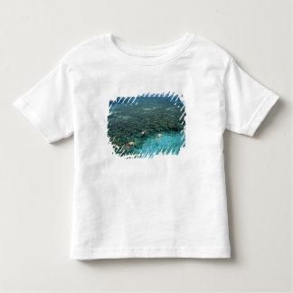 Belize, Barrier Reef, Lighthouse Reef, Blue T Shirts