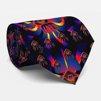 Belize Black Orchid Tie