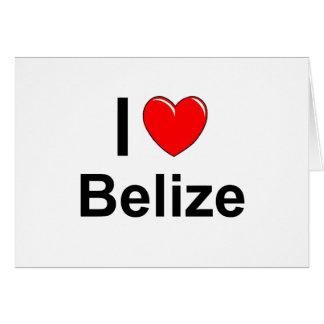 Belize Card