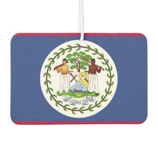 Belize Flag Air Freshener