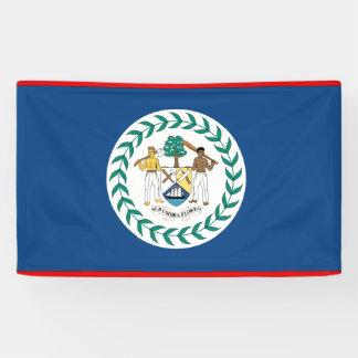 Belize Flag Banner