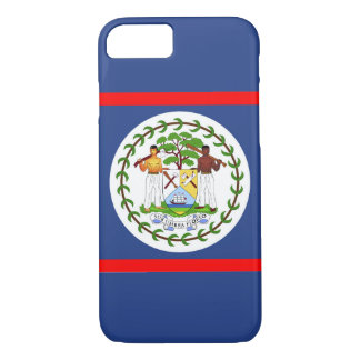 Belize flag country symbol iPhone 8/7 case