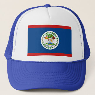 Belize Flag Hat