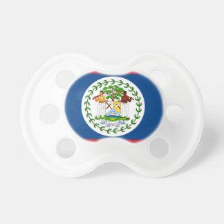 Belize Flag Pacifier