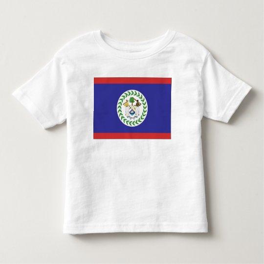Belize Flag Toddler T-shirt