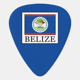 Belize Guitar Pick