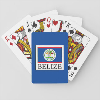 Belize Playing Cards