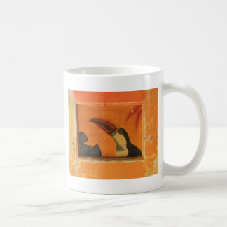 Belize Rustic Toucan 1 Coffee Mug