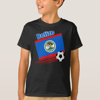 Belize Soccer Team T-Shirt