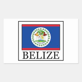 Belize sticker