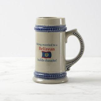 Belizean Builds Character Mug
