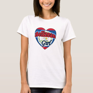 Belizean Girl T-Shirt