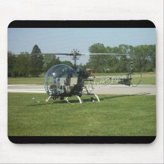Bell 47 Mousepad