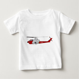 Bell AH-1 USFS Fire Watch Baby T-Shirt