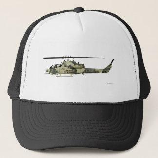 Bell AH-1W Super Cobra Trucker Hat