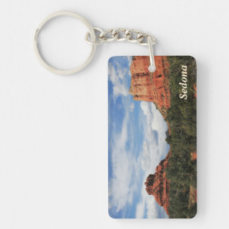 Bell and Courthouse Rock Keychain