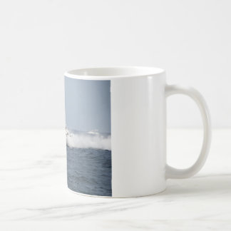 Bell and Ross Powerboat. Classic White Coffee Mug