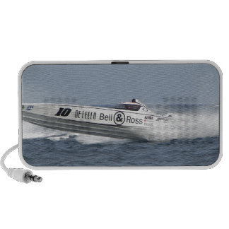 Bell and Ross Powerboat. Notebook Speaker