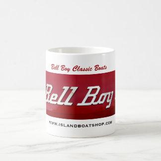 Bell Boy Classic Boats mug