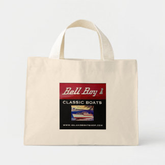 Bell Boy Classic Boats tote bag